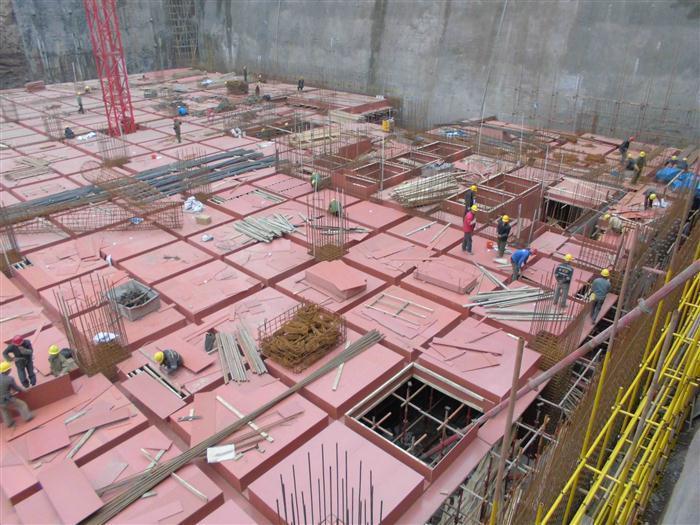 建筑模板有哪些种类?施工时建筑模板选择方法