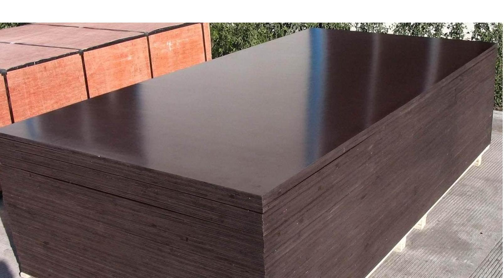 木制建筑模板主要特点