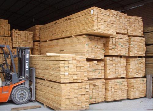 建筑木方如何良好存放?